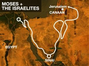 Moses_Israelites