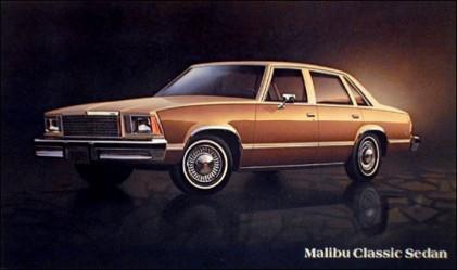 1979 Chevy Malibu Classic